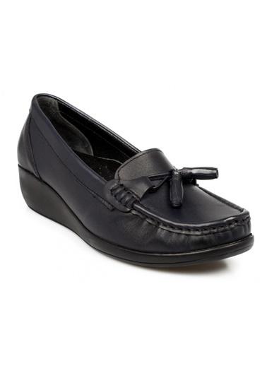 Castle Black Ayakkabı Lacivert